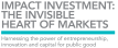 impact investments logo